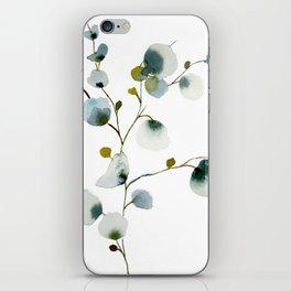 Gray Days iPhone Skin
