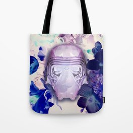 K. Ren (Diamond Floral Edition) Tote Bag