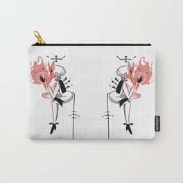 Demon Eye Carry-All Pouch