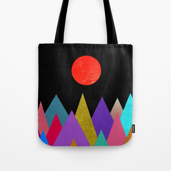 Abstract #449 Tote Bag