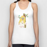 hippie Tank Tops featuring Hippie by lescapricesdefilles