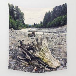 Stoney Creek Driftwood Wall Tapestry