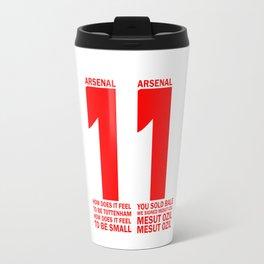 Mesut Ozil Chant Travel Mug