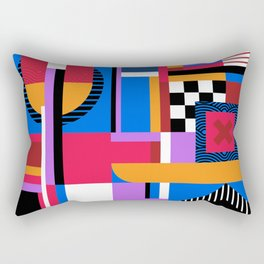 poolside Rectangular Pillow