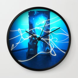 FollowMe Wall Clock