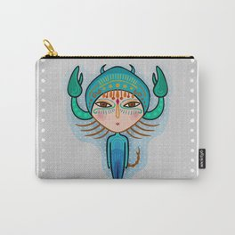 scorpio zodiac sign Carry-All Pouch