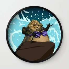 I Want To Be, Jabba Your World Wall Clock