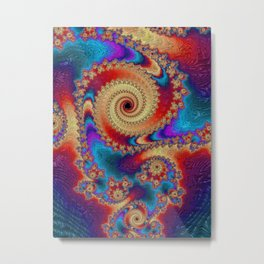 Bohemian Dream Metal Print
