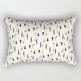 Geometric Cosmina Rectangular Pillow