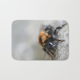 Don't just bee...bee amazing! Bath Mat
