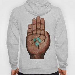 Numb the Pain with the Money Hoody