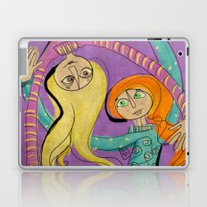 Flying Hug Laptop & iPad Skin