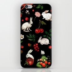 Sweet Bunnies iPhone & iPod Skin