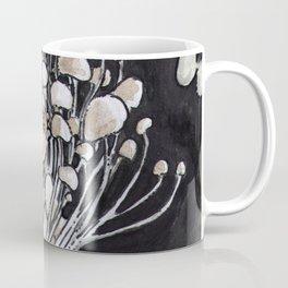 Empire of Mushrooms: Flammulina Velutipes Coffee Mug