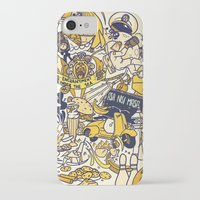 movies iPhone & iPod Cases featuring Movies Explosion by zaMp