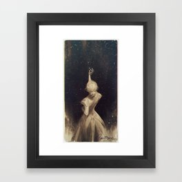The Old Astronomer  Framed Art Print
