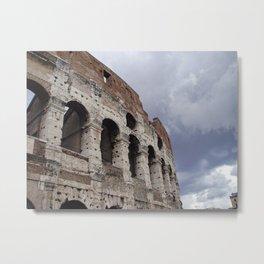 Colosseo Metal Print