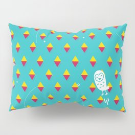 014 OWLY space travel Pillow Sham