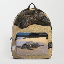 Hawaiian Turtles Backpack