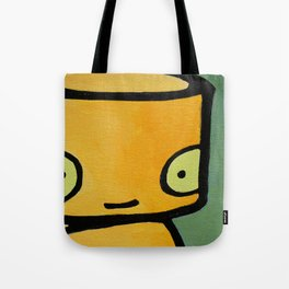 Robot - Filled Up With Love Tote Bag