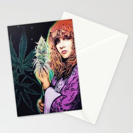 Stevie Nicks Tribute Mural, Gainesville Florida Stationery Cards