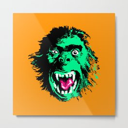 APEZILLA2B (2013) Recolored Metal Print