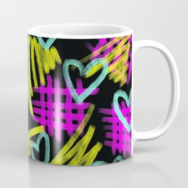 Dark Heart Coffee Mug