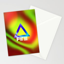 FIГΞ Stationery Cards