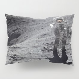 Apollo 16 - Plum Crater Pillow Sham