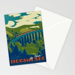 Visit Hogsmeade Stationery Cards