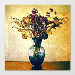 Scents of Autumn Canvas Print