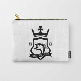 Fishing club est 1995 Carry-All Pouch