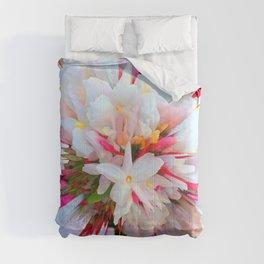 Flowers of  Pure Love Essence Comforters