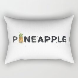 Favourite Things - Pineapple Rectangular Pillow