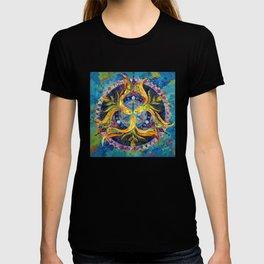 Pond Mandala T-shirt