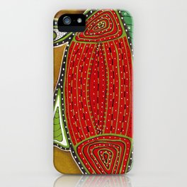 Head 71 iPhone Case