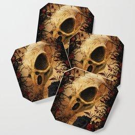 Ravens & Roses Coaster