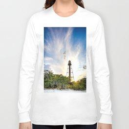 Sanibel Island Lighthouse Long Sleeve T-shirt