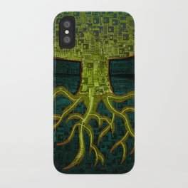 Tree Town - ROOTS iPhone Case