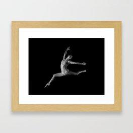Ballet #4 Framed Art Print