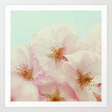 Jardin Art Print