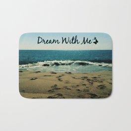Dream With Me Bath Mat