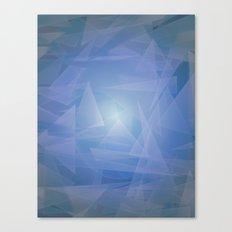 Lagoon, Depth & Light Canvas Print