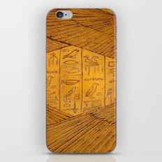 Egpytian Winged Godessess iPhone & iPod Skin