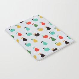 Apples + Pears Notebook
