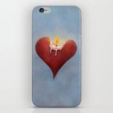 Burning Passion iPhone & iPod Skin