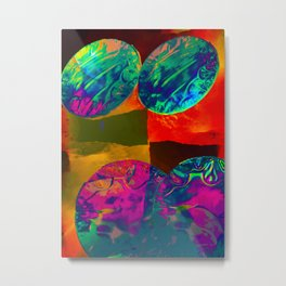 Color Pop Metal Print