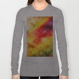 Three Way Retro  Long Sleeve T-shirt