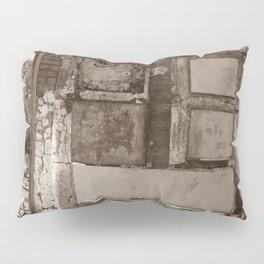 Girl in graveyard Pillow Sham
