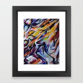 gaiden Framed Art Print